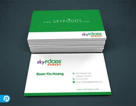 #47 for Design some Business Cards for an e-commerce supermarket by alvinfadoil