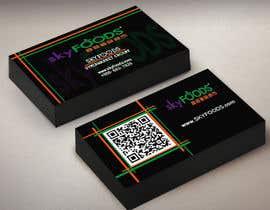 Nro 15 kilpailuun Design some Business Cards for an e-commerce supermarket käyttäjältä svetlanabolonna