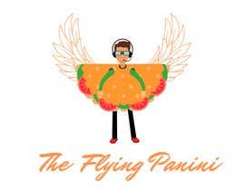 #11 for Design Logo For Panini Sandwich Restaurant of a Flying Panini by fadlinadw