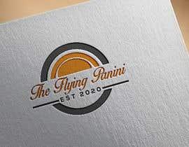 #28 for Design Logo For Panini Sandwich Restaurant of a Flying Panini by hosenshahadat097