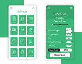 #16 cho Mobile App UI / GUI / UX design bởi mdhasan29