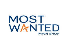 #39 para Logo Design for Most Wanted Jewelry & Pawn por TheRCM24