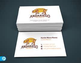 Nro 18 kilpailuun Diseñar tarjeta de presentación/Business Card design käyttäjältä alvinfadoil
