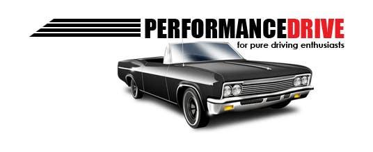 Kilpailutyö #                                        54                                      kilpailussa                                         New logo for automotive website