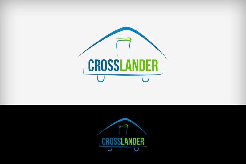 Contest Entry #                                        80                                      for                                         Logo Design for Cross Lander Camper Trailer