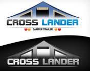 Graphic Design Contest Entry #152 for Logo Design for Cross Lander Camper Trailer