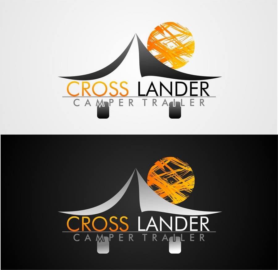 Contest Entry #                                        46                                      for                                         Logo Design for Cross Lander Camper Trailer