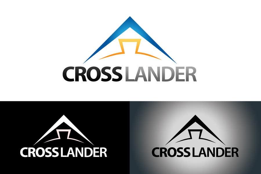 Inscrição nº                                         137                                      do Concurso para                                         Logo Design for Cross Lander Camper Trailer