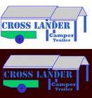 Graphic Design Inscrição do Concurso Nº111 para Logo Design for Cross Lander Camper Trailer