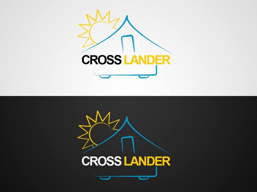 Contest Entry #                                        53                                      for                                         Logo Design for Cross Lander Camper Trailer