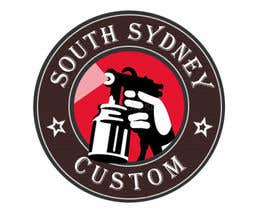 #9 para Logo Design for South Sydney Customs (custom auto spray painter) por huben92
