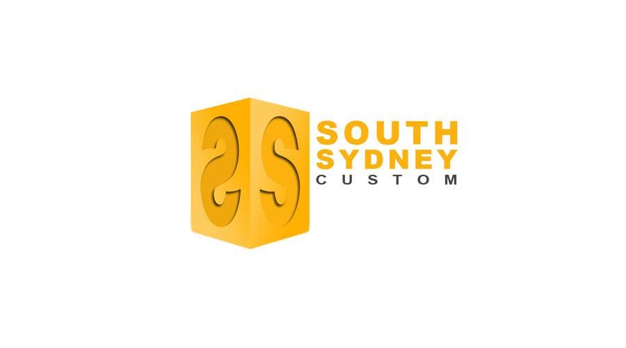 Inscrição nº 13 do Concurso para Logo Design for South Sydney Customs (custom auto spray painter)