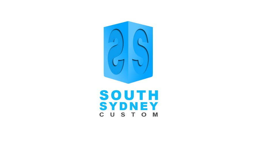 Proposition n°                                        14                                      du concours                                         Logo Design for South Sydney Customs (custom auto spray painter)
