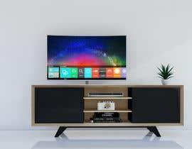 matheusmercoli tarafından Cabinet TV 3D model - LOFT FURNITURE Steel and natural OAK için no 149