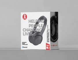 #11 для Beat Cancer - Headphones Box Design от EidenFarhan
