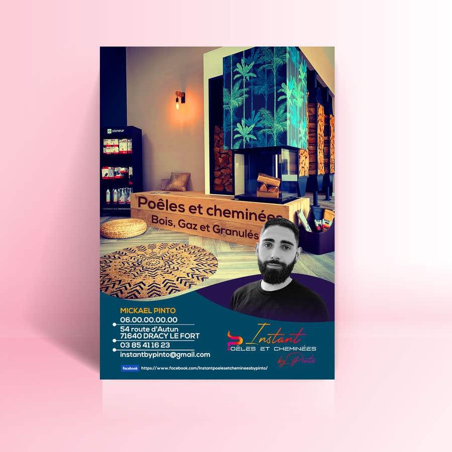 Proposition n°                                        5                                      du concours                                         Création flyers