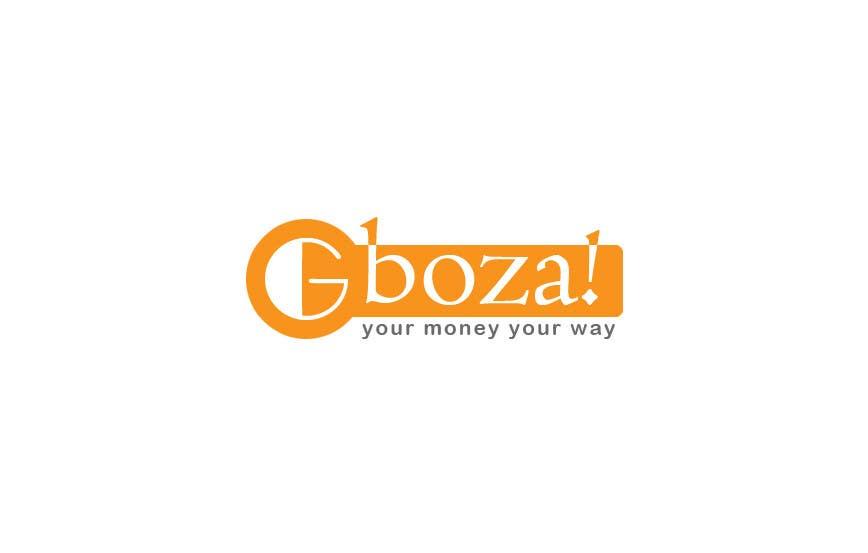 Kilpailutyö #48 kilpailussa Logo Design for Gboza!