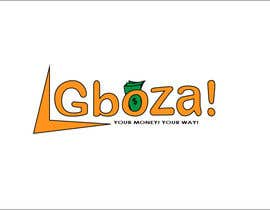 #66 para Logo Design for Gboza! por Team101