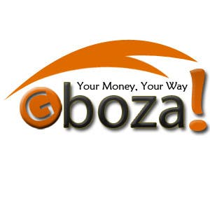Kilpailutyö #16 kilpailussa Logo Design for Gboza!