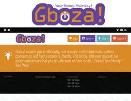 #70 para Logo Design for Gboza! por stanbaker