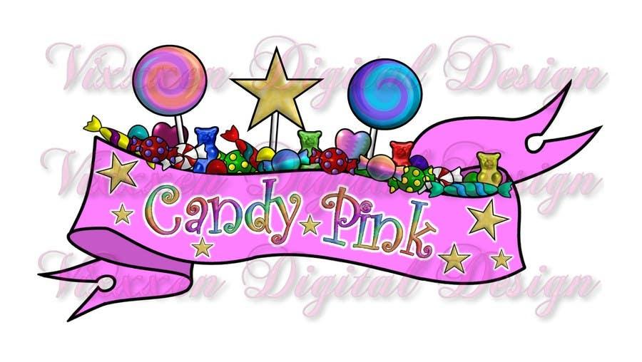 Bài tham dự cuộc thi #59 cho Logo Design for Candy Pink