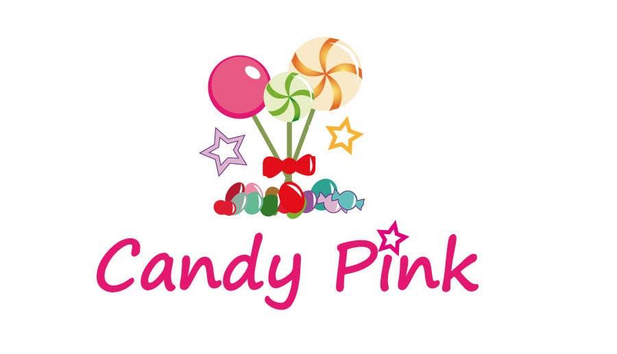 Inscrição nº                                         74                                      do Concurso para                                         Logo Design for Candy Pink