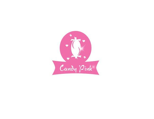 Inscrição nº                                         81                                      do Concurso para                                         Logo Design for Candy Pink