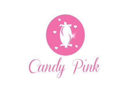 Inscrição nº                                         87                                      do Concurso para                                         Logo Design for Candy Pink
