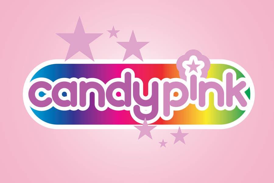 Bài tham dự cuộc thi #56 cho Logo Design for Candy Pink