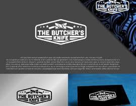 Nro 1212 kilpailuun The Butcher's Knife - Full Branding käyttäjältä eddesignswork