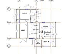 #3 untuk Home redesign drawing oleh CaesarEj
