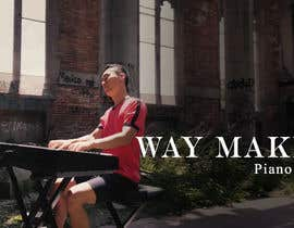 #18 untuk Make a Music Video YouTube Thumbnail oleh Annisasyahida