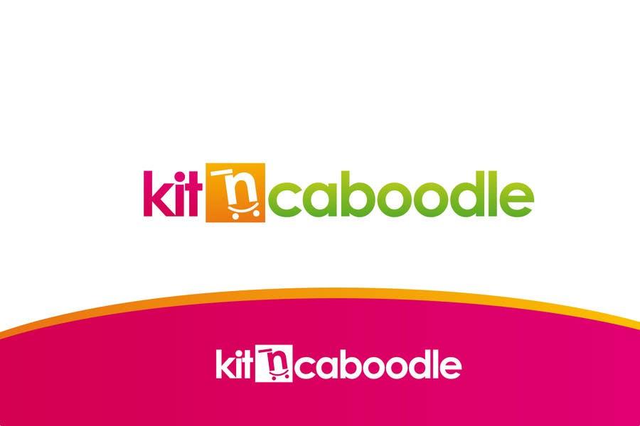 Kilpailutyö #66 kilpailussa Logo Design for kitncaboodle