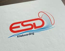 Nro 518 kilpailuun Design a Logo for my kiteboarding company käyttäjältä FutureArtFactory