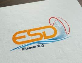 Nro 519 kilpailuun Design a Logo for my kiteboarding company käyttäjältä FutureArtFactory