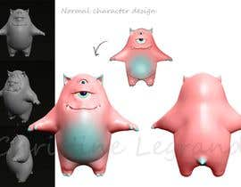 #78 cho Concept Character Art - 2D or 3D - (Video Game) bởi legrandchristine