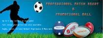 Bài tham dự #11 về Graphic Design cho cuộc thi Sports Balls Banner