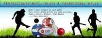 Bài tham dự #17 về Graphic Design cho cuộc thi Sports Balls Banner