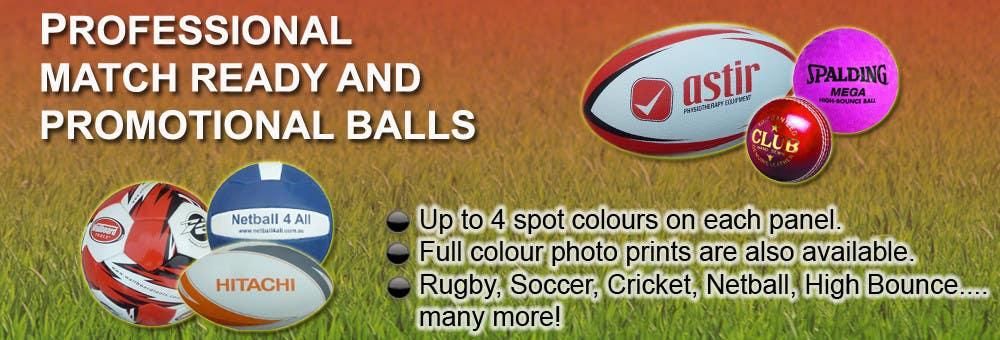 Bài tham dự cuộc thi #                                        18                                      cho                                         Sports Balls Banner
