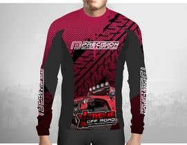 Nro 6 kilpailuun Design Sublimation Shirt käyttäjältä rifh76