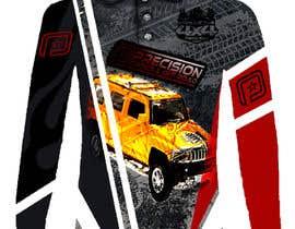 Nro 2 kilpailuun Design Sublimation Shirt käyttäjältä OBAIDASOUSOU