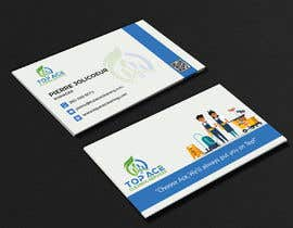 #240 cho I need a creative business card designed front and back bởi shovo654