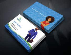 #144 for I need a creative business card designed front and back by Nillsami