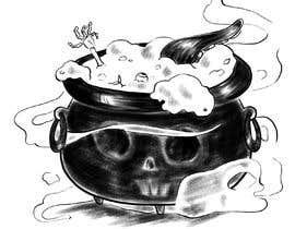 #9 pёr Boiling cauldron illustration. nga jeslynsama