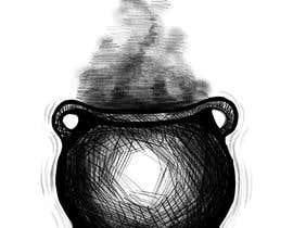 #6 pёr Boiling cauldron illustration. nga Yanavish