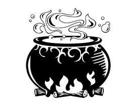 #5 pёr Boiling cauldron illustration. nga Askme27