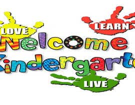 #2 for Design a Banner for Kindergarten by AmarGHD