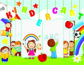 #14 for Design a Banner for Kindergarten by skahorse