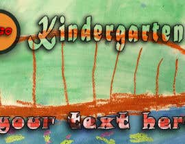 #9 for Design a Banner for Kindergarten by sanjaya1110