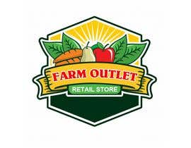 """#98 pёr Contest - Logo for retail store """"Farm Outlet"""" nga cyberlenstudio"""